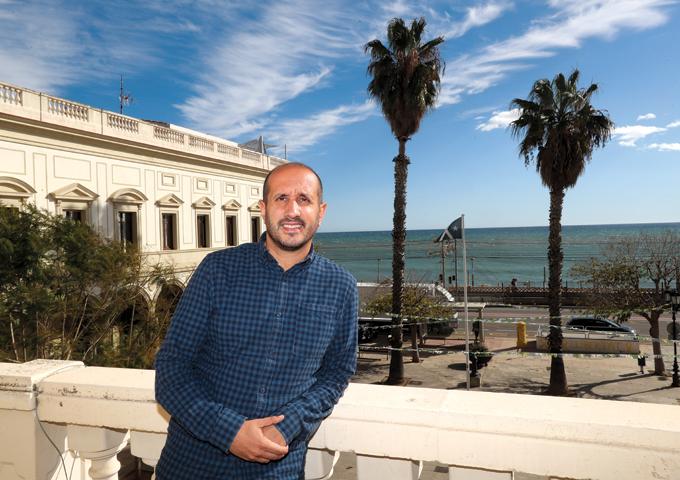 """""""Com a president del Consell Comarcal vull potenciar la marca Maresme i crear un fort sentiment de pertinença a la nostre comarca"""""""