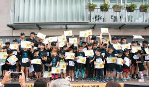 A l'Ulisses Kids, tots els participants guanyen i tots tenen premi