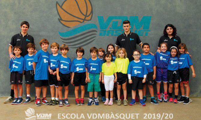 Escola VDMBasquet 2019_20