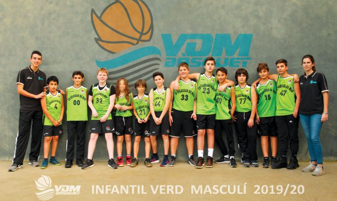 Infantil Verd Masculi 2019_20