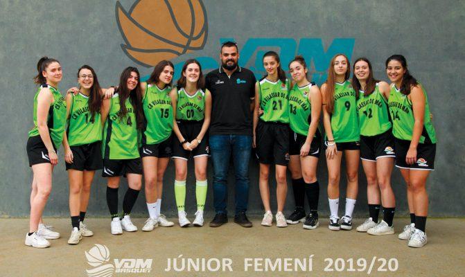 Junior femeni 2019_20