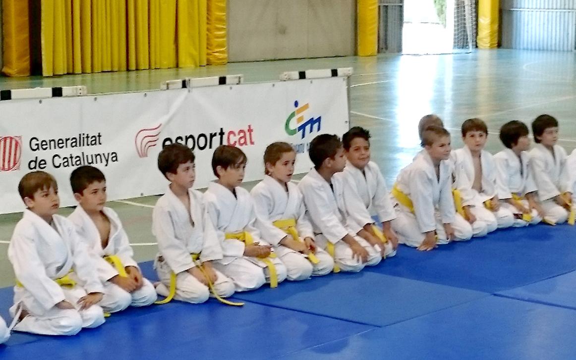 El judo és un esport molt practicat