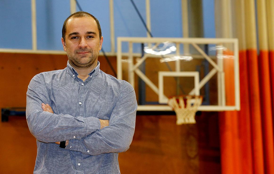 """""""Aíto García Reneses em va influir molt. Els entrenadors d'avui dia el copiem i ens reflectim en ell"""""""